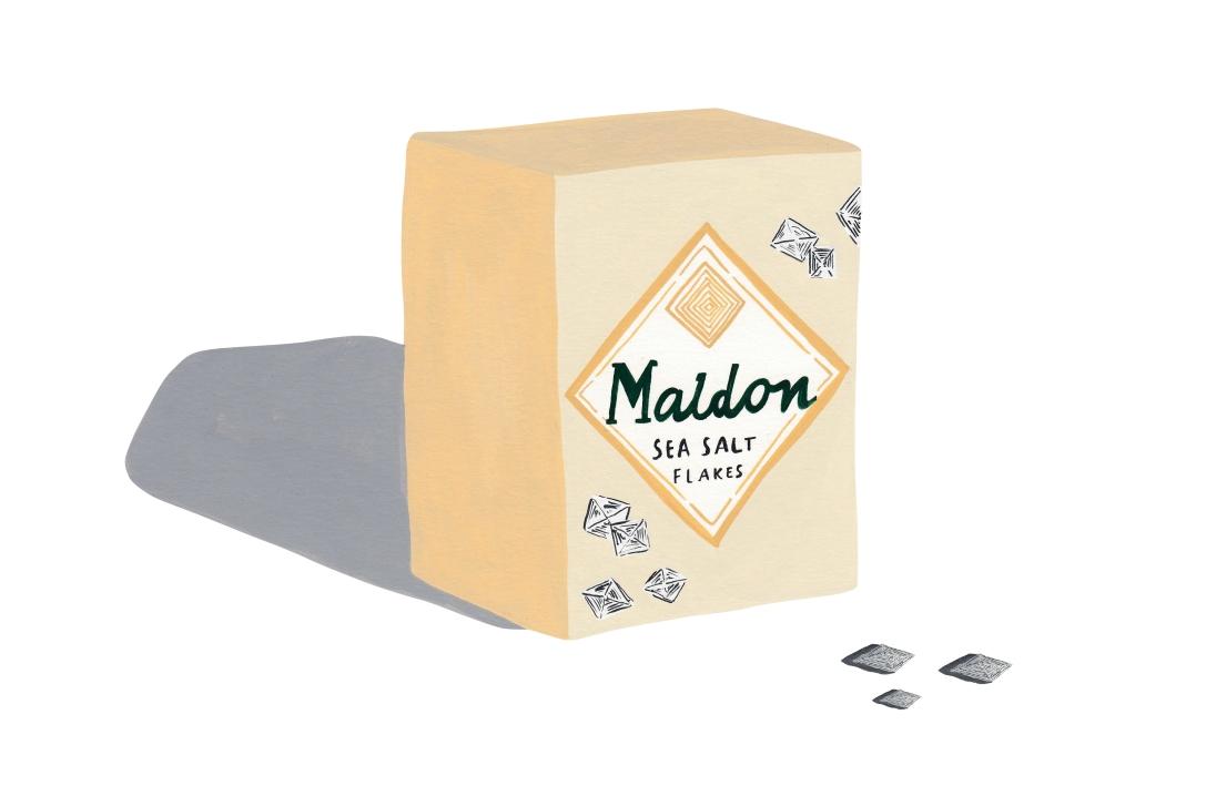 Maldon Salt layout