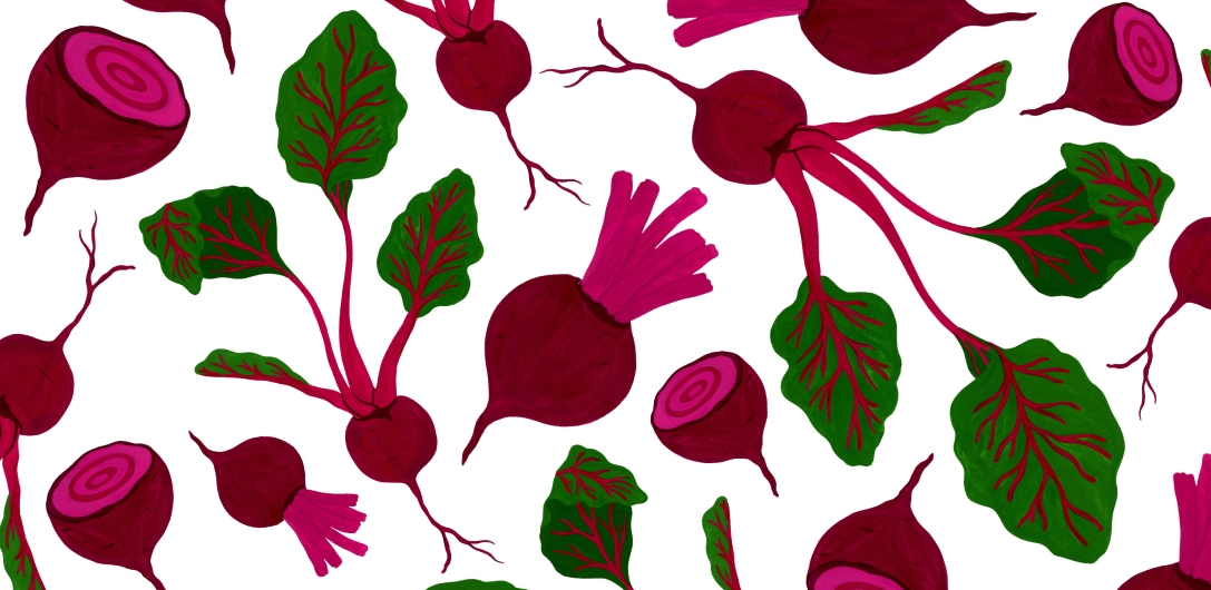 Final Beetroot Pattern 1