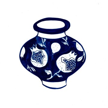 Pomegranate Vase_low Res