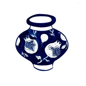 Pomegranate Vase_low Res