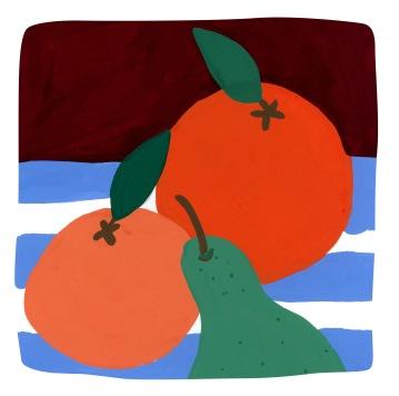 Gathered Fruit