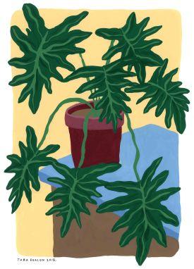 Flourishing Greens_Gouache_web