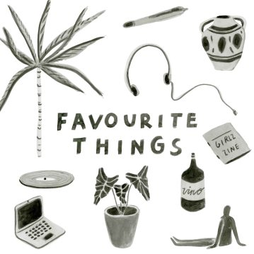 Favourite Things Square