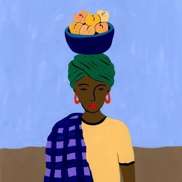 Transkei Fruit SellerLR