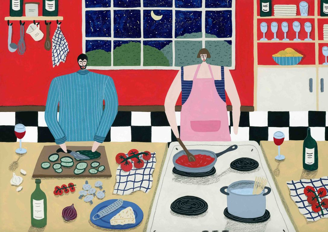 In the Kitchen_LR